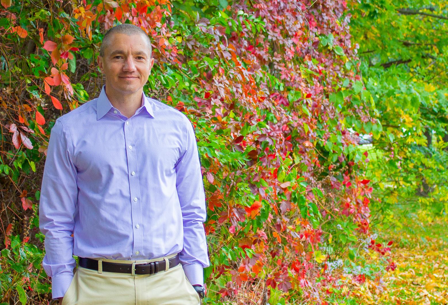 Josh Kruk VT Advisor