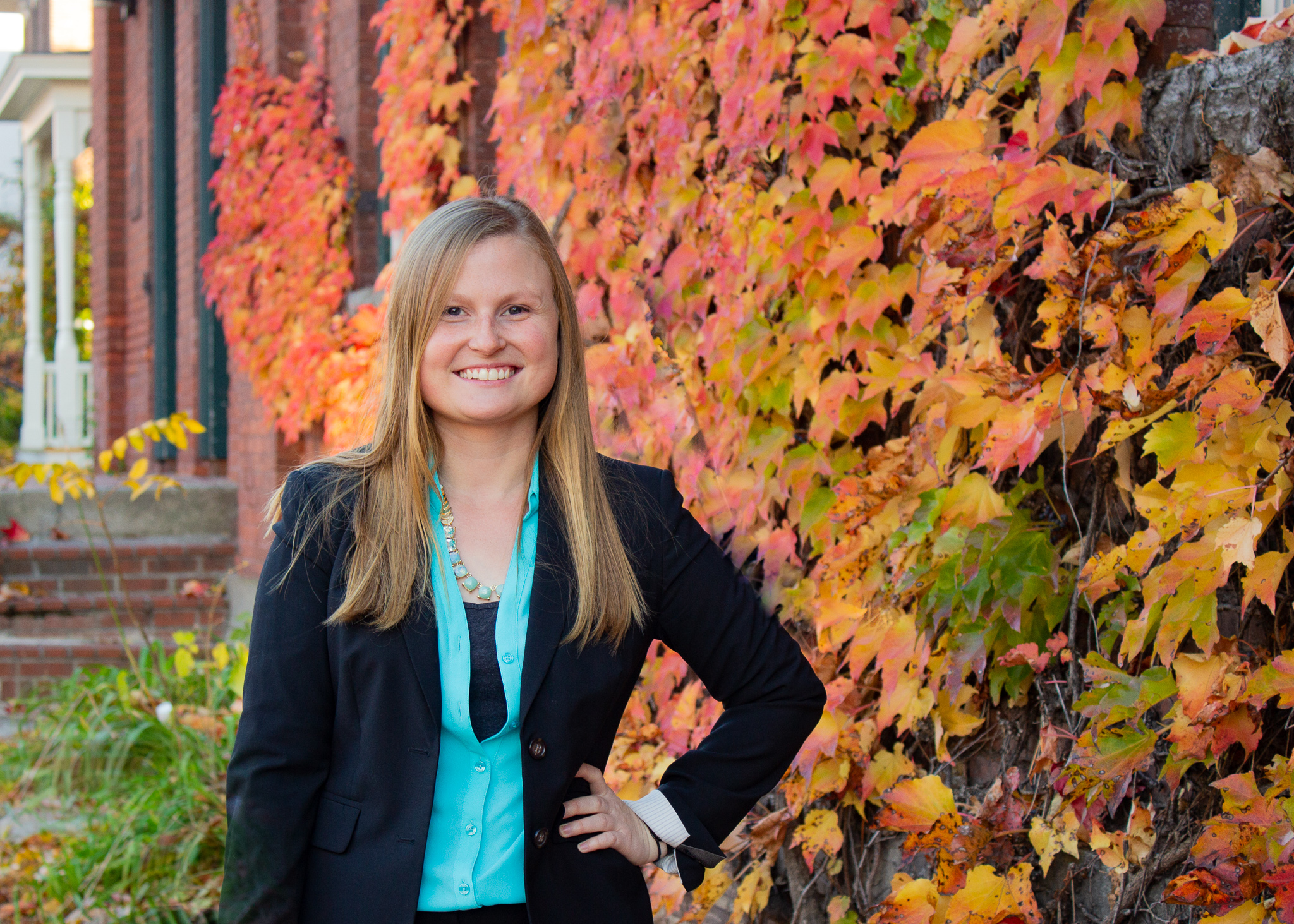 Katie Bensel VT Advisor